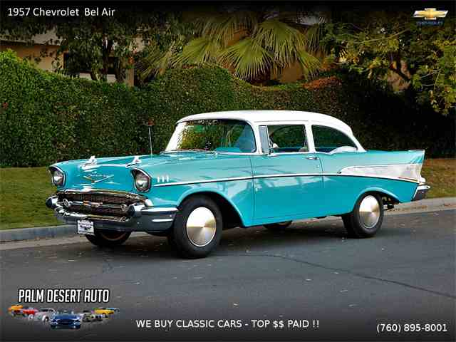 Picture of '57 Bel Air - MOIZ