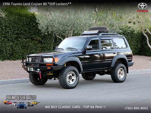 Picture of '96 Land Cruiser - MOJ2