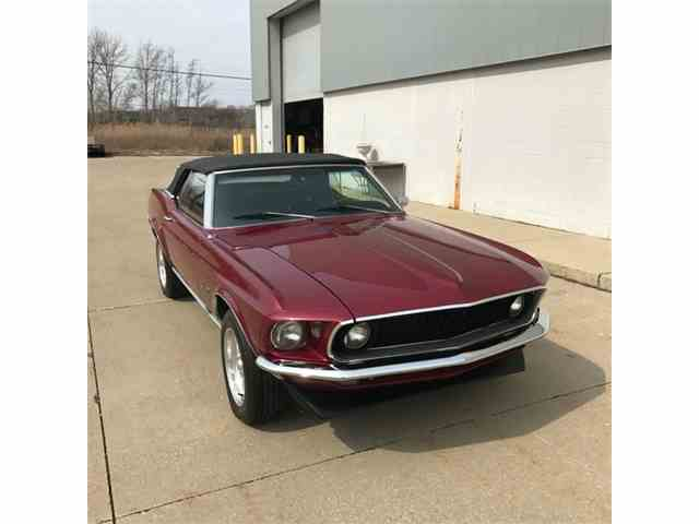 Picture of '69 Mustang - MOJF