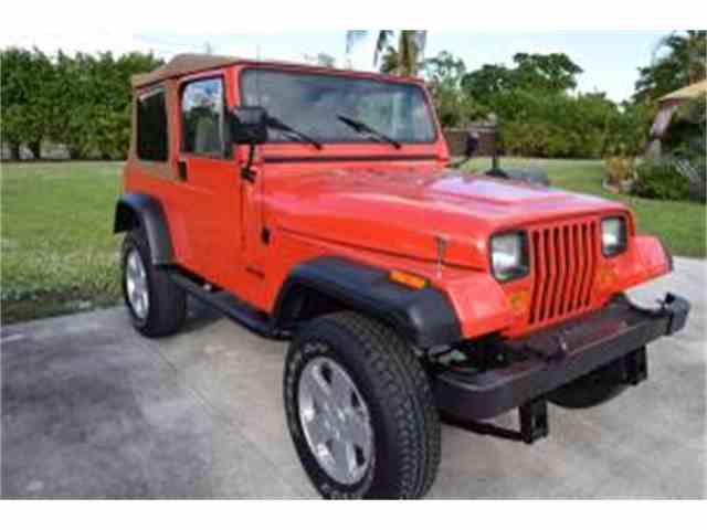 Picture of '88 Wrangler - MOJG