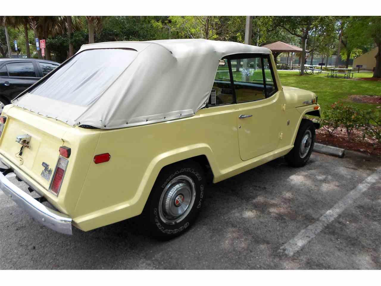 Jeep Jeepster For Sale ClassicCarscom CC - Pompano classic cars