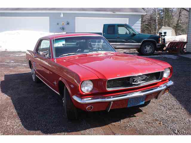 Picture of '66 Mustang - MOJN