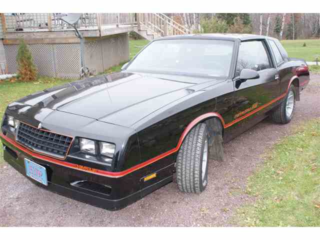 Picture of '86 Monte Carlo SS - MOJO