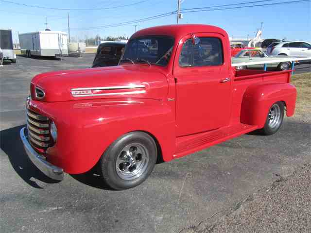 Picture of '48 Pickup - MOJY