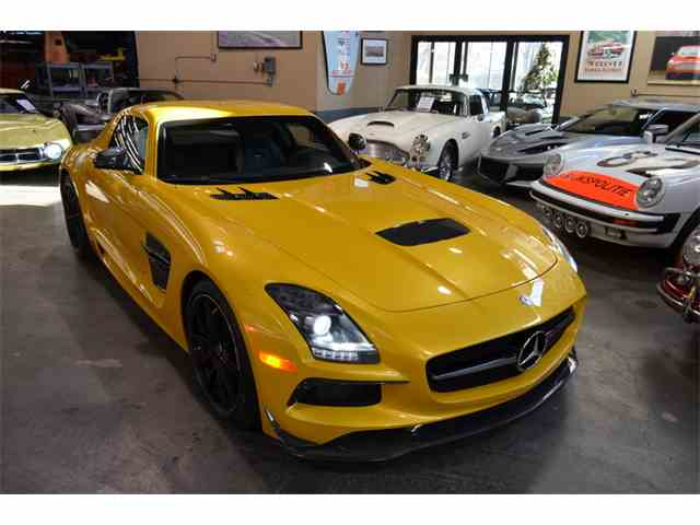 Picture of '14 SLS AMG - MOKF