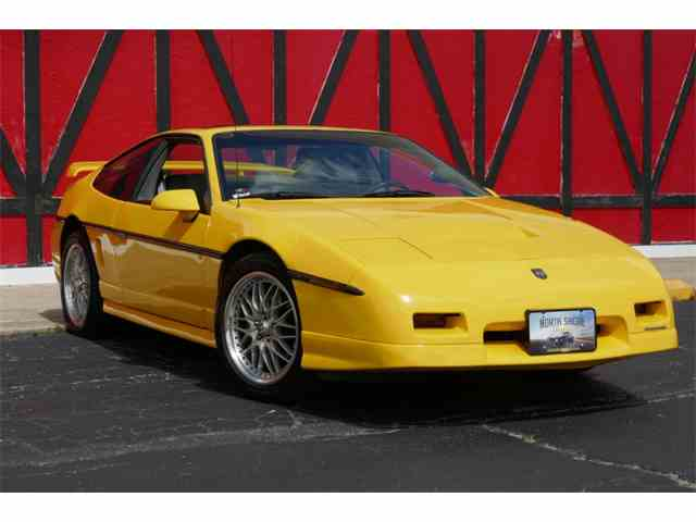 Picture of '87 Fiero - MOKR