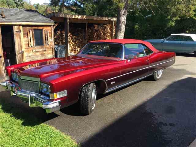 1972 To 1974 Cadillac Eldorado For Sale On Classiccars Com