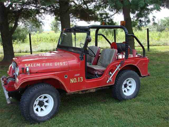 Picture of '60 CJ - MOL4