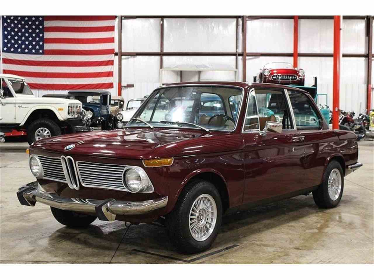 To BMW For Sale On ClassicCarscom - 1971 bmw 2002
