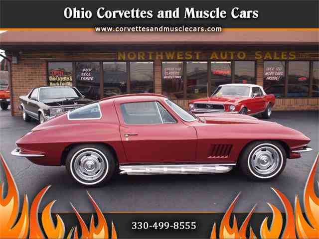 Picture of Classic '67 Corvette located in North Canton Ohio - MOLI