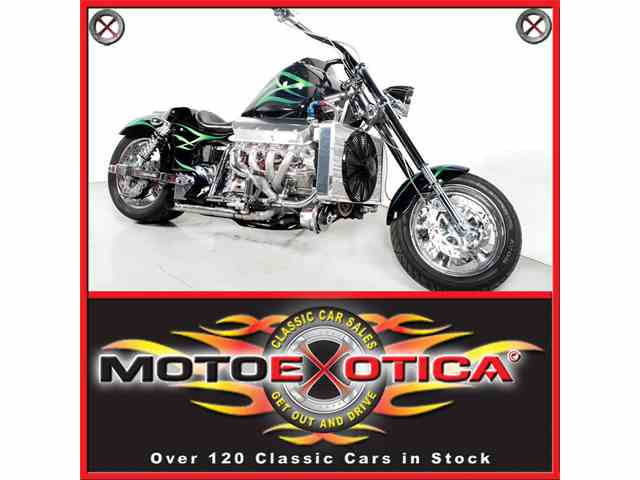 Picture of '07 Motorcycle - MOLL