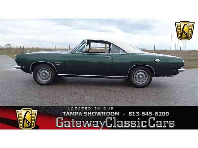Picture of Classic 1968 Barracuda - $28,995.00 Offered by Gateway Classic Cars - Tampa - MOLV