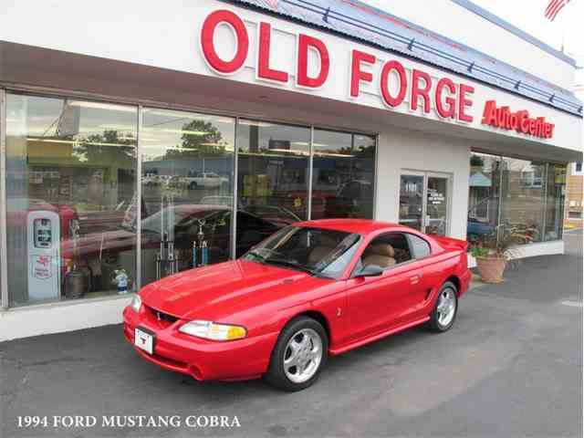 Picture of '94 Mustang SVT Cobra - MOME