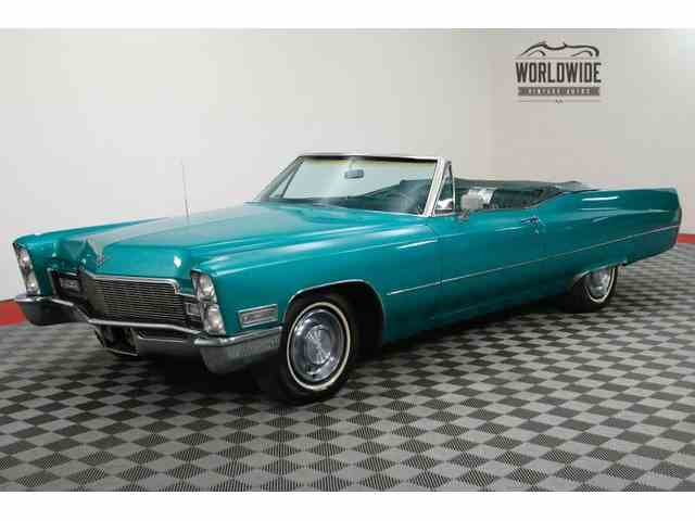 Picture of '68 Coupe DeVille - MOMH