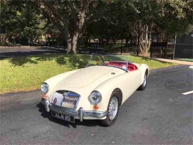 Picture of '59 MGA - MON2