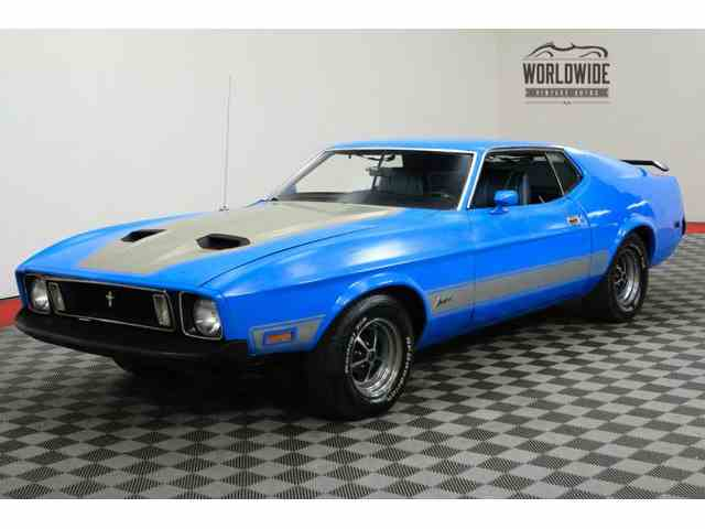 Picture of '73 Mustang Mach 1 - MON3