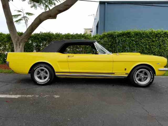 CC-1050838 1966 Ford Mustang