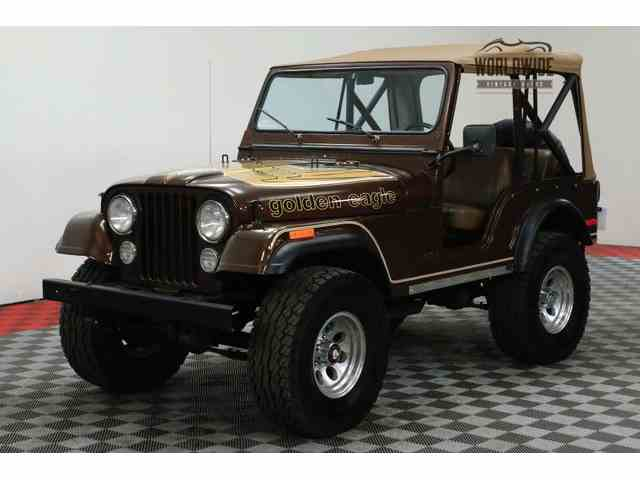 Picture of '78 CJ5 - MONM