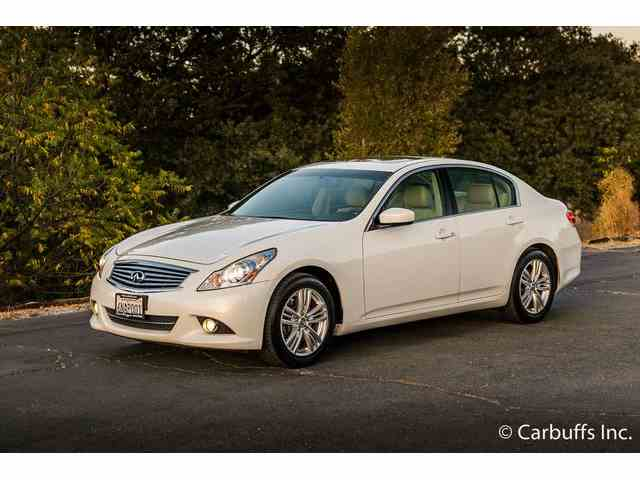 Picture of '10 G37 - MONQ