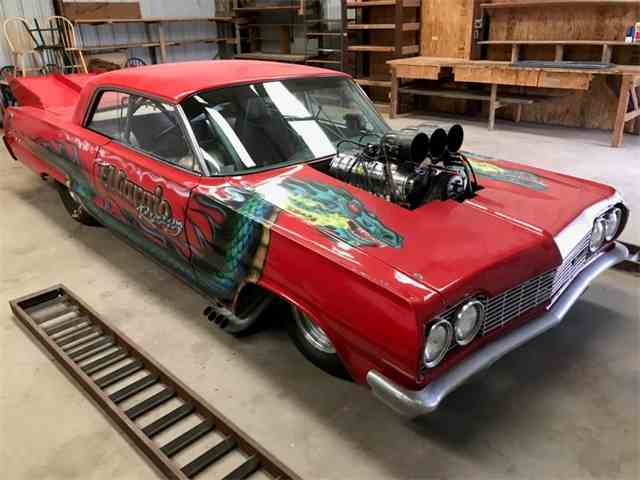 Picture of '64 Impala Race Car - MONZ