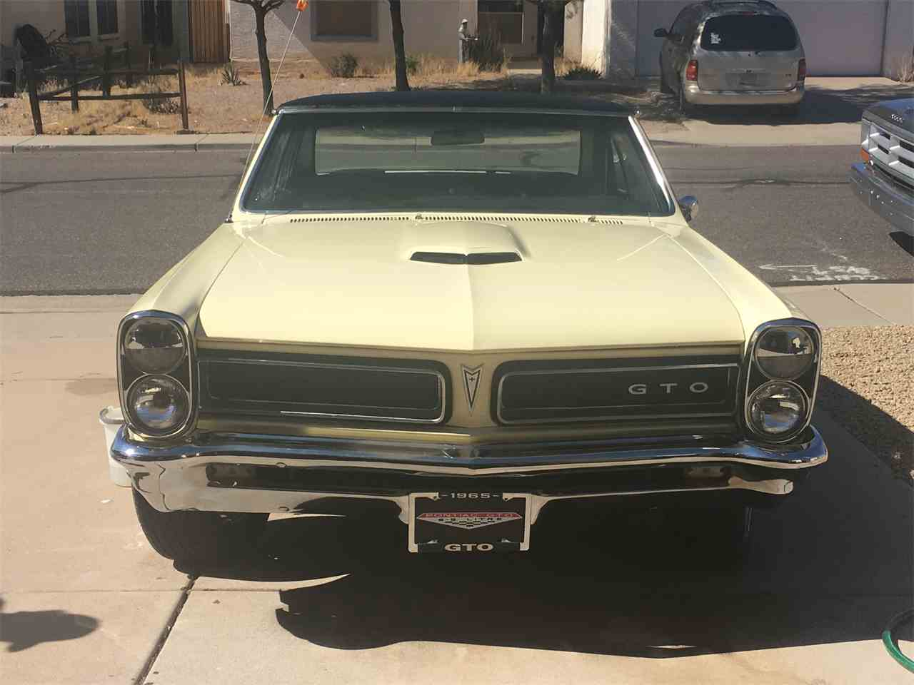 Large Picture of '65 GTO - MOOU