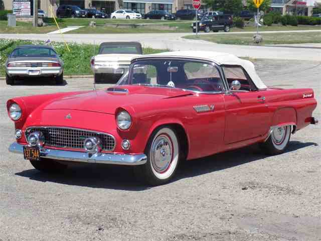 Picture of '55 Thunderbird - MOP3