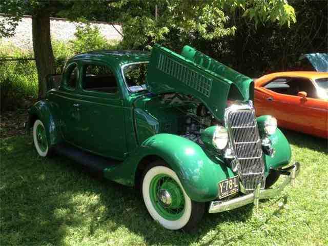 Picture of '35 Deluxe - MOP5