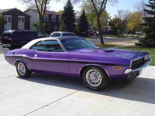 Picture of '70 Challenger R/T - MOP6
