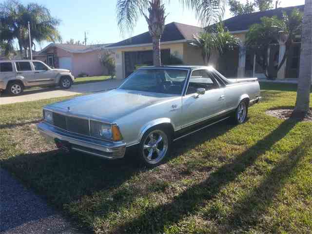 Picture of '80 El Camino - MOP9