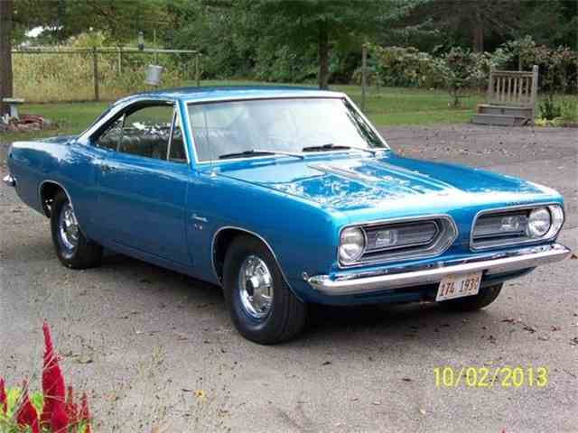 Picture of 1968 Plymouth Barracuda - $25,995.00 - MOPE