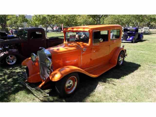 Picture of '31 Sedan - MOPH