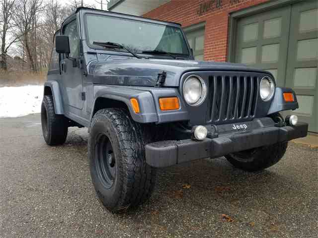 Picture of '01 Wrangler - MOPW