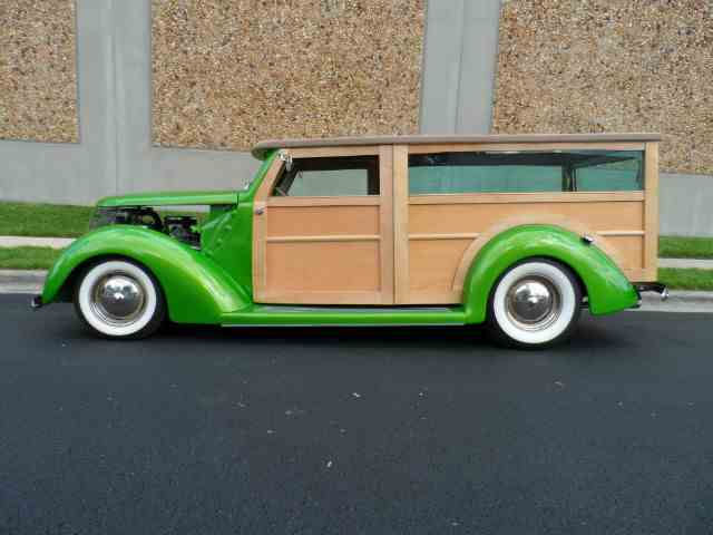 Picture of '37 Woody Wagon - MIU8