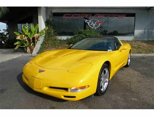 Picture of '04 Corvette - MOQE