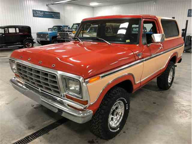 Picture of '78 Ford Bronco located in Holland  Michigan Offered by 4-Wheel Classics - MIUA
