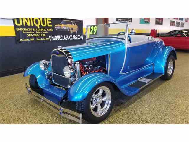 Picture of '29 Model A    Roadster Street Rod - MOR3