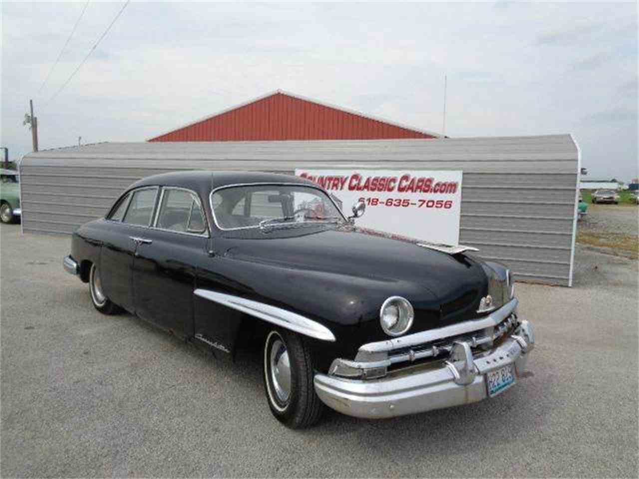 1950 Lincoln Street Rod for Sale   ClassicCars.com   CC-1058512