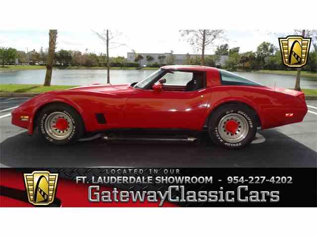 Picture of '81 Corvette - MORA