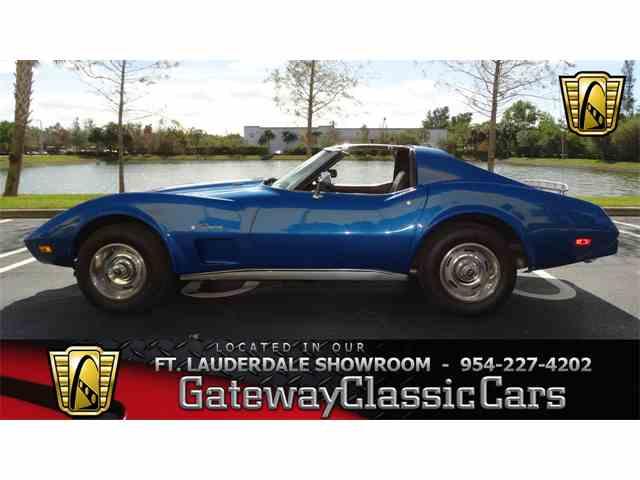 Picture of '76 Corvette - MORB