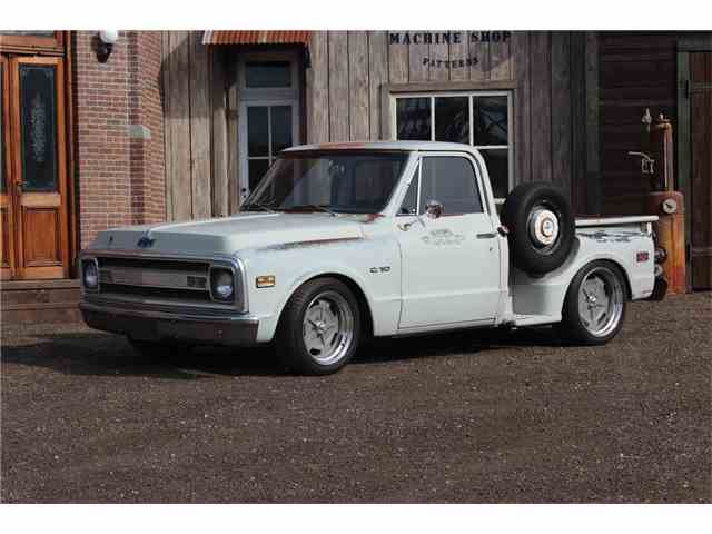 Picture of '70 C10 - MORQ