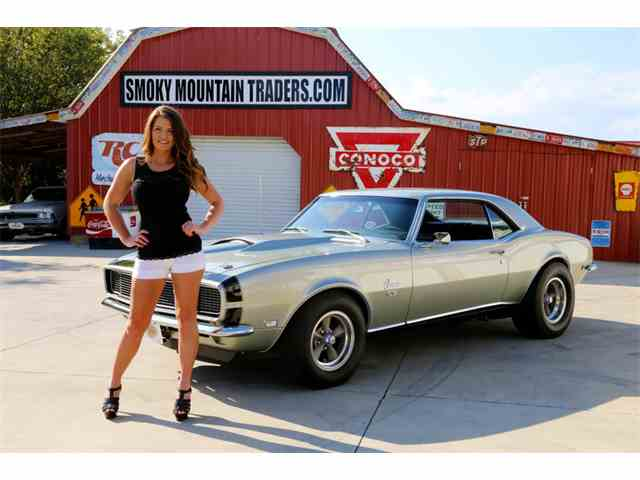 Picture of Classic 1968 Camaro SS located in Lenoir City Tennessee Offered by Smoky Mountain Traders - MORS