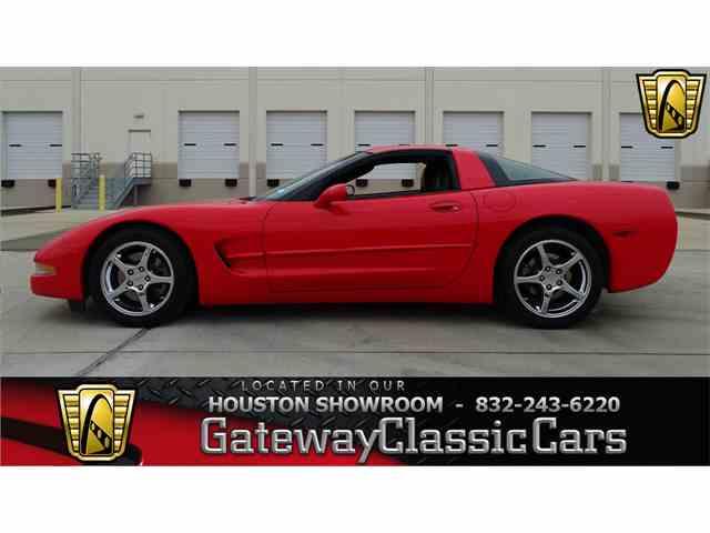 Picture of '04 Corvette - MORZ