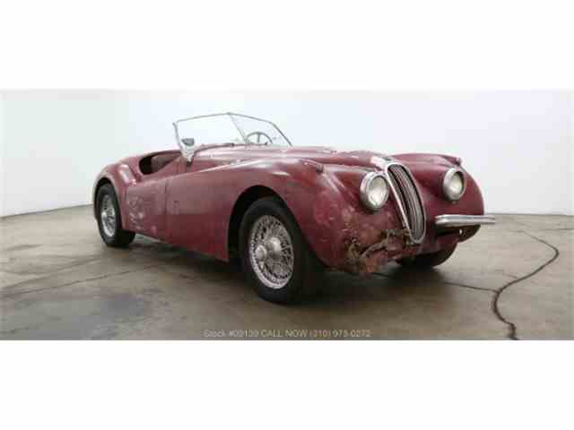 Picture of '54 XK120 - MOS0