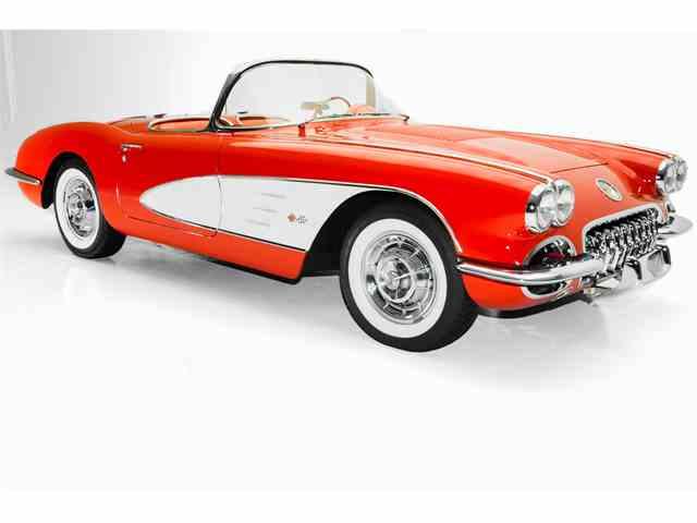 Picture of '58 Corvette - MOS7