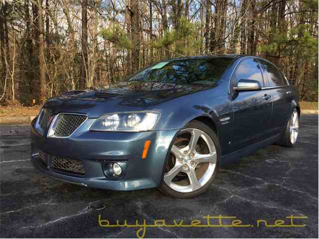 Picture of 2009 Pontiac G8 located in Georgia - $14,999.00 Offered by Buyavette - MOSD