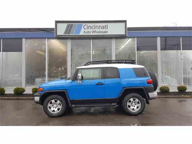 Picture of '07 FJ Cruiser - MOST