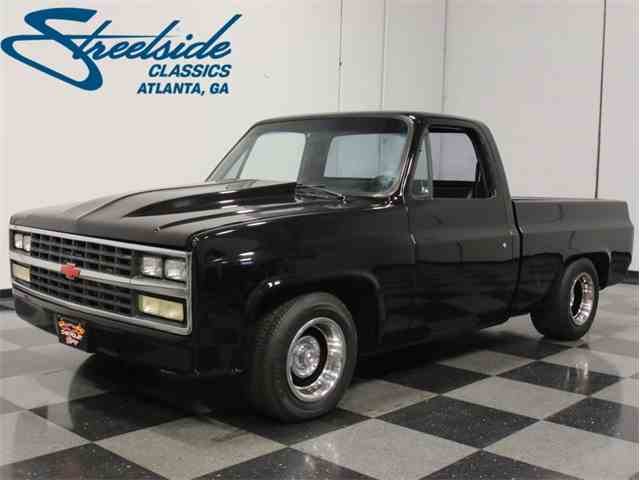 Picture of '87 C10 located in Lithia Springs Georgia - MOSV