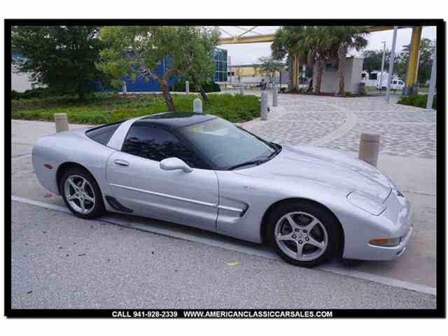Picture of '02 Corvette - MOT7