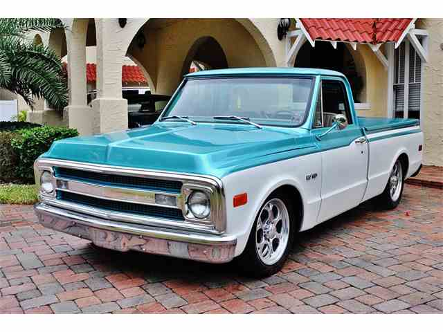 Picture of '70 C10 - MOT9