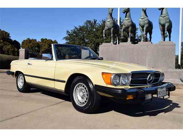 Picture of '79 450SL - MOTA